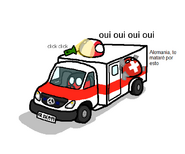 Ambulancia alemana