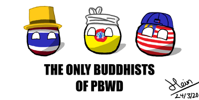 Only buddhists