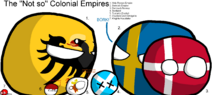 The Not so Colonial Empires