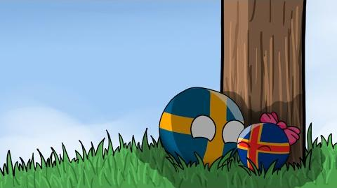 Countryballs Animated 7 - The Autonomous Region of Åland