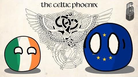 History of Ireland 6 - The Celtic Phoenix