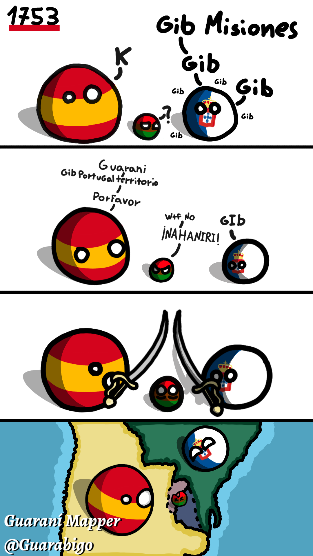 Guarani war