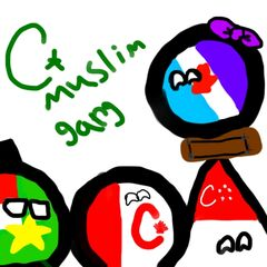 The Muslim gang by <a href=