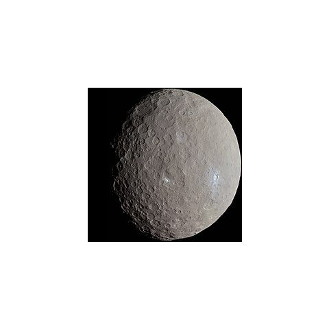 A real life photo of Ceres for reference