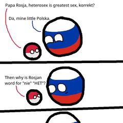 Poland we already told you. STOP
