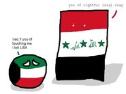 16. Iraq vs Kuwait