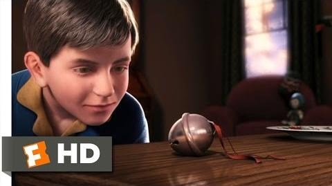 The Polar Express (5 5) Movie CLIP - Believer's Bell (2004) HD