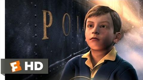 The Polar Express (1 5) Movie CLIP - All Aboard (2004) HD