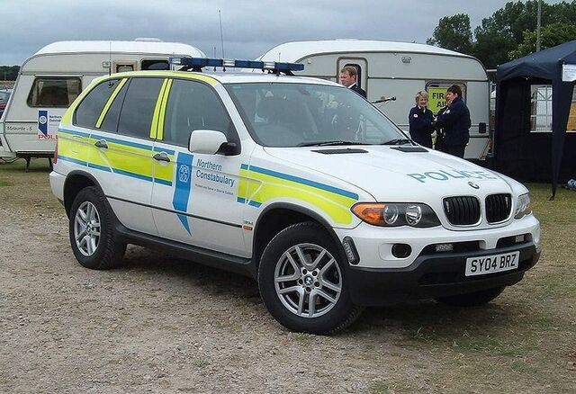 File:Northern Constabulary car.jpg