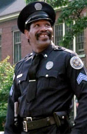 Police Academy Hightower