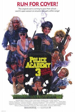 Police Academy (3)