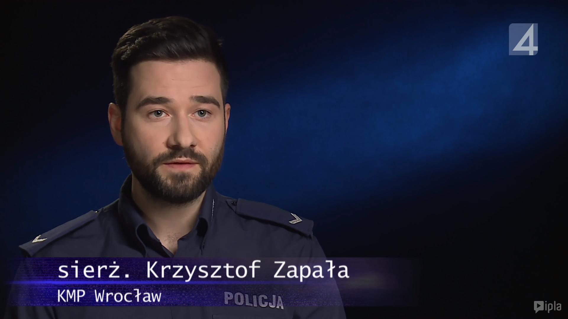 Krzysztof Zapała Policjantki I Policjanci Wikia Fandom Powered
