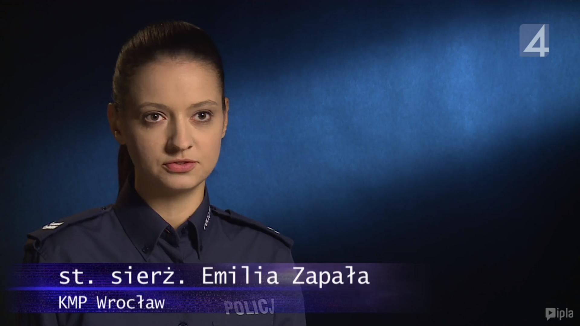 Emilia Zapała Policjantki I Policjanci Wikia Fandom Powered By Wikia