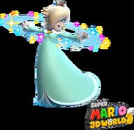 Rosalina 3d world