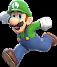 Luigi 3d world