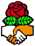 145px-Democratic Socialists of America