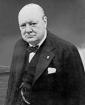 Churchill portrait NYP 45063