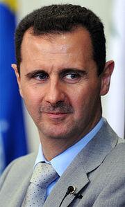 Evil dictator assad villains wiki