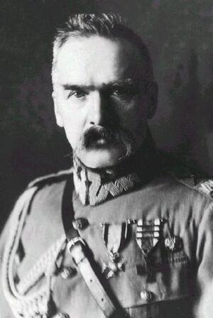 Ozef Pilsudski