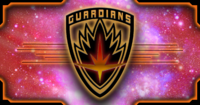 Official Guardians of the Galaxy Flag