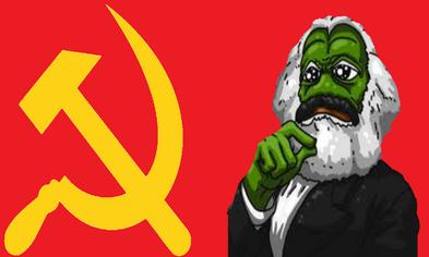 Communist flag 1