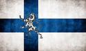 Republic of Finland Flag