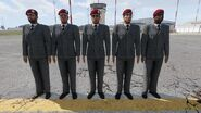 Officer Staff