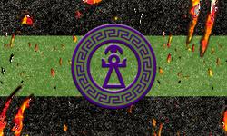 CTO War Flag