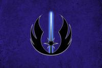 The Jedi Order Flag