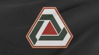 Settlement Defense Front Flag