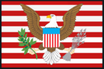 United Nations of America Flag