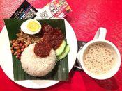 Nasi-lemak-and-teh-tarik