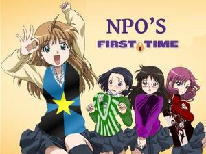 NPO's First Time