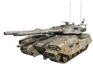 T-64 Juggernaut Mk2