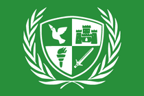 Green Protection Agency Flag
