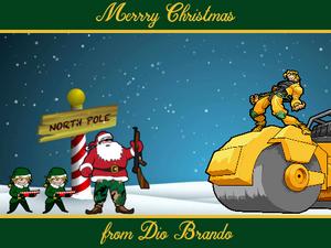Dio's War On Christmas