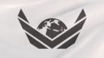 Earth Space Defense Flag