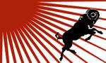The Flock War Flag