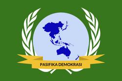 Pasifika Demokrasi Flag