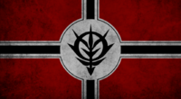 Principality of Zeon Flag 2