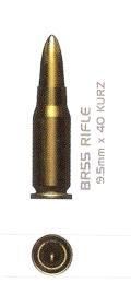 M634 Experimental High-Powered Semi-Armor-Piercing