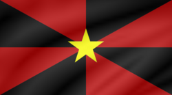 New Pacific Order War Flag