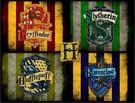 Hogwarts Flag
