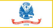 Flag of the United States Army (with fringe)