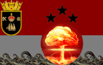 Nova riata war flag