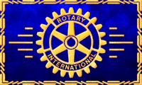Rotary Club International Flag