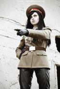 Dragunov cosplay tekken by lienskullova-d6gpthc