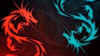 Solidarity of Dragons Flag