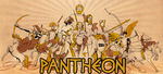 Pantheon Flag Old