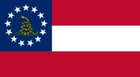 The Dixie Union Flag